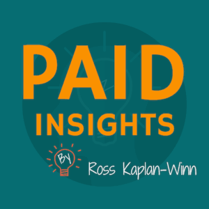 Paid Insights Podcast cover art (small version)