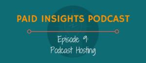 PIP 009: Podcast Hosting