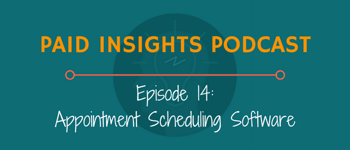 PIP 014: Appointment Scheduling Software